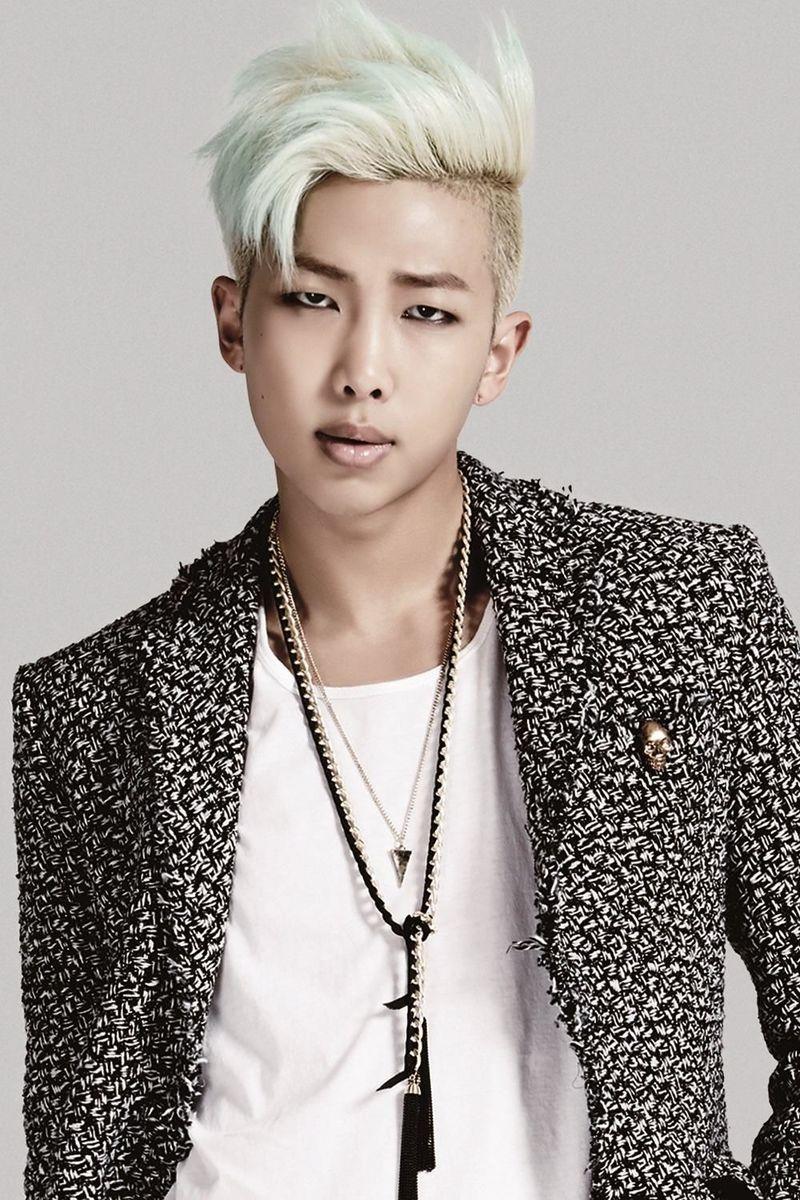 ¿Es líder del grupo de K-pop al que pertenece?