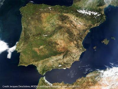 ¿Cual de estas regiones fue un reino durante la Edad Media?