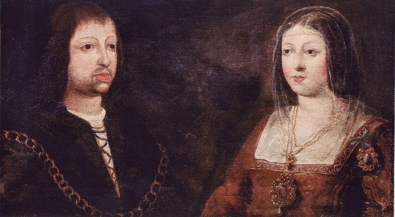 ¿Los Reyes Católicos unieron las Coronas de Castilla y de Aragón en un sólo reino?