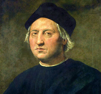 ¿De dónde era Cristóbal Colón?