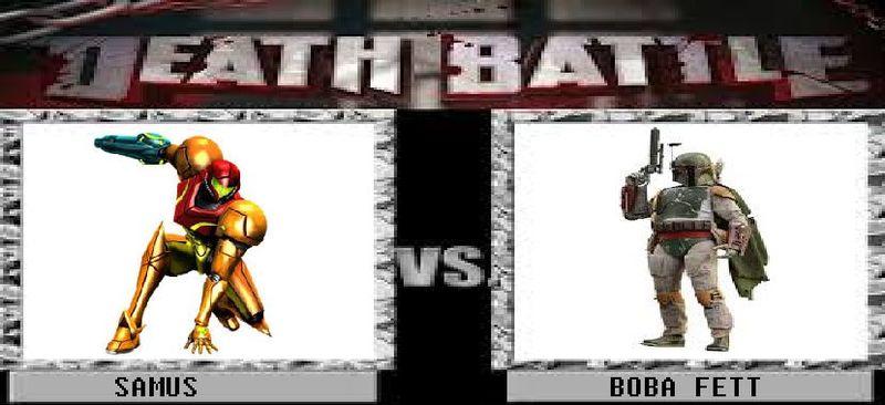 ¿Quién ganaría entre Samus y Boba Fett?