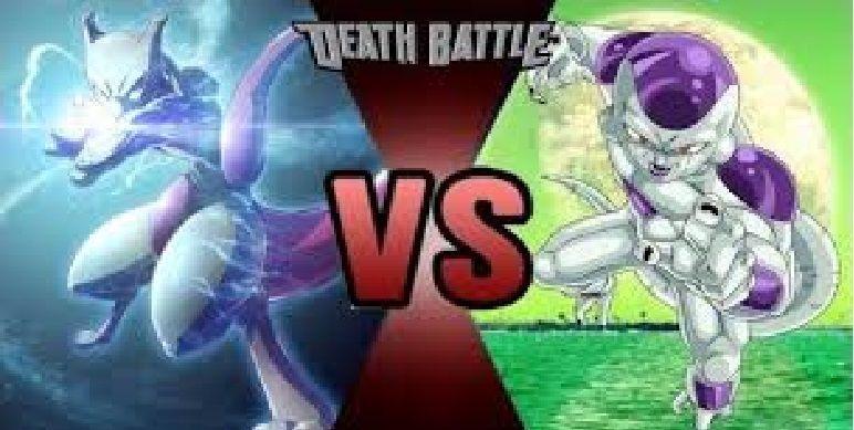 ¿Quién ganaría entre Mewtwo y Freezer?