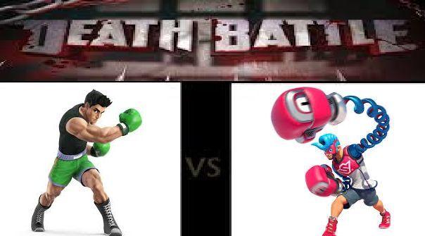 ¿Quien ganaría entre Spring Man y Little Mac?