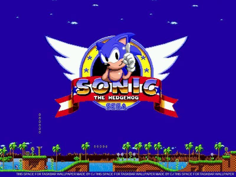 Sonic the heddgehog