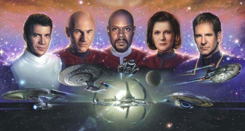 29393 - ¿Cuánto sabes de Star Trek? Nivel intermedio