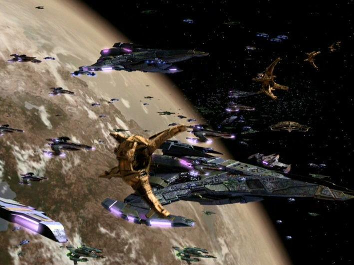 ¿Qué músico de rock interpretó al Comandante Vorta Yelgrun en Deep Space 9?