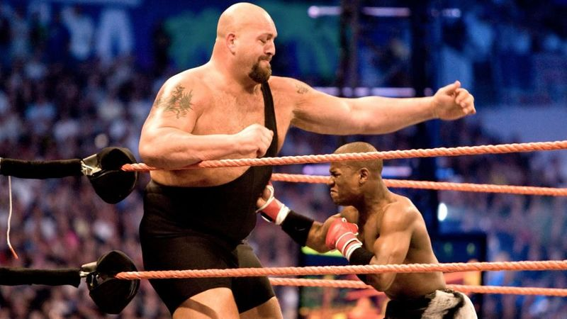 Big Show vs Floyd Mayweather