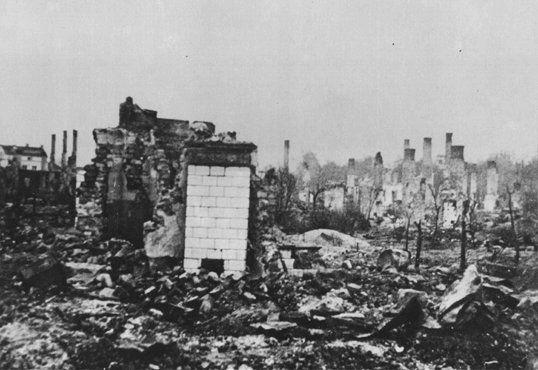 ¿En qué fecha y con qué acontecimiento comenzó la II Guerra Mundial?