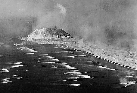 ¿En qué consistía la batalla de Iwo Jima?