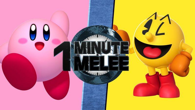 ¿Quién ganaría entre Kirby y Pacman?