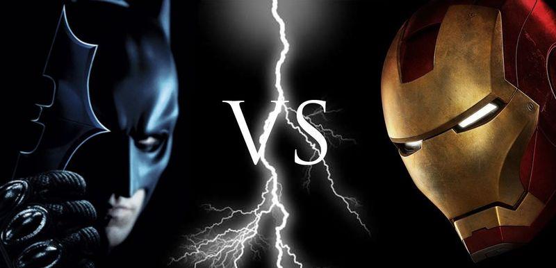 ¿Quien ganaría entre Batman y Iron Man?