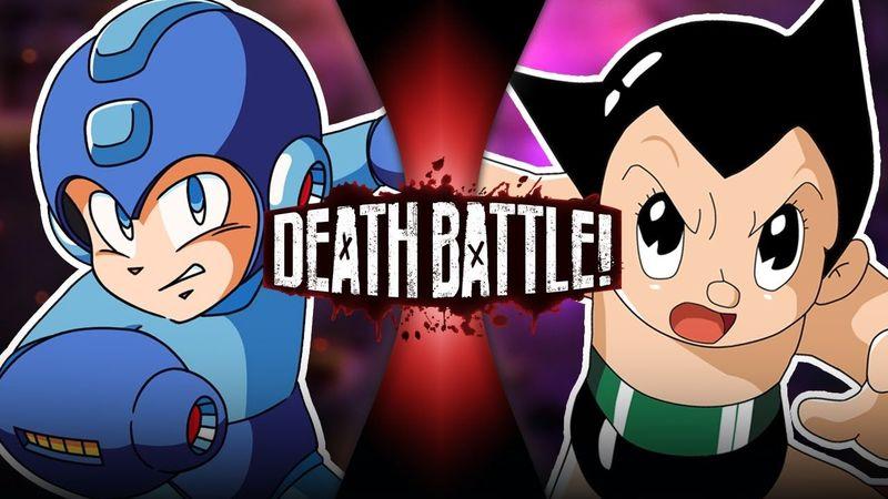 ¿Quién ganaría entre Megaman y Astroboy?