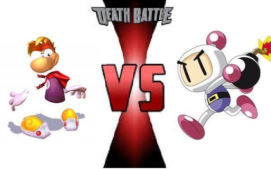¿Quién ganaría entre Rayman y Bomberman?