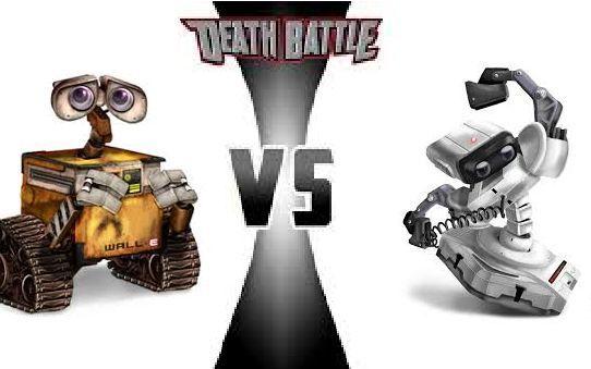¿Quién ganaría entre R.O.B y Wall e?