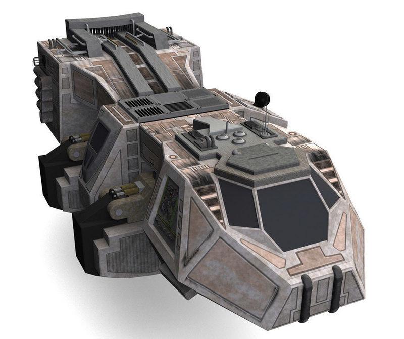 ¿A qué civilización alienígena pertenece esta nave?