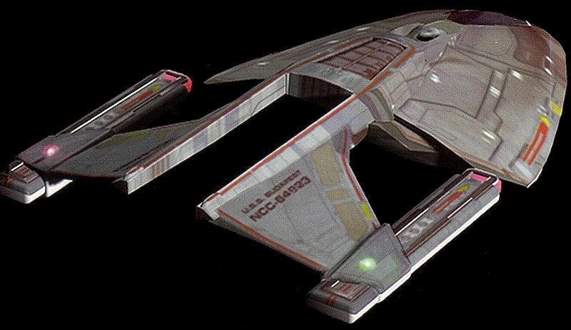 ¿De qué clase es esta nave de la Flota Estelar?