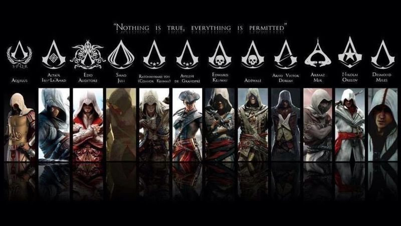 29485 - Frases de Assassins Creed (saga)
