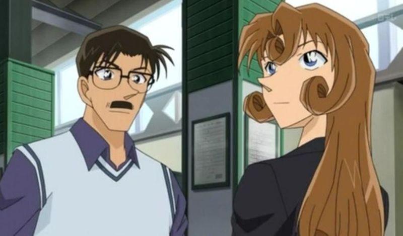 Otro duelo de padres, esta vez de Shinichi: ¿el reconocido escritor o la estrella de Hollywood?