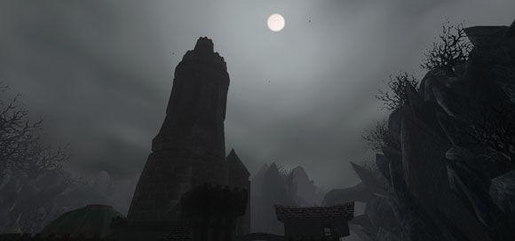 La primera visión que tiene Khadgar durante su estancia en Karazhan, ¿dónde tiene lugar?