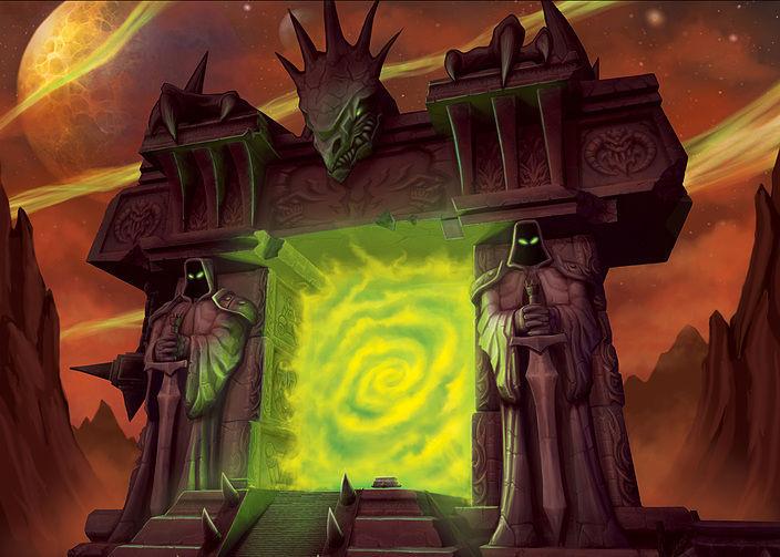 Tras la segunda guerra, ¿qué reliquia NO fue a buscar Teron Sanguino a Azeroth?