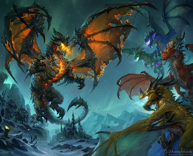 ¿Quién es considerado el dragón Aspecto más poderoso? (Tras los sucesos de la segunda guerra)