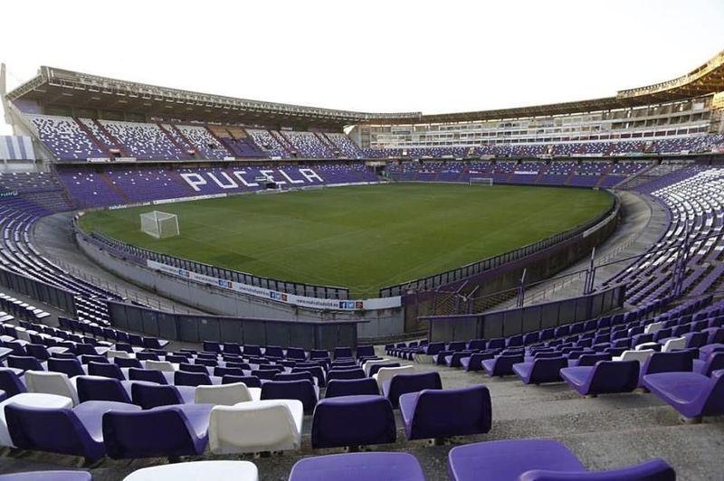 ¿Qué nombre lleva el actual estadio del Pucela?
