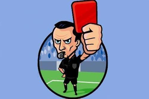 29557 - El arbitraje en el fútbol