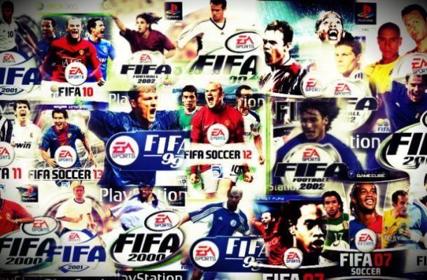 La saga FIFA