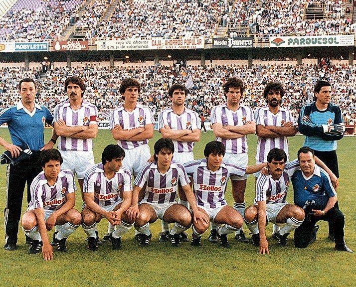 ¿Cuál es el único título oficial que tiene el Valladolid?