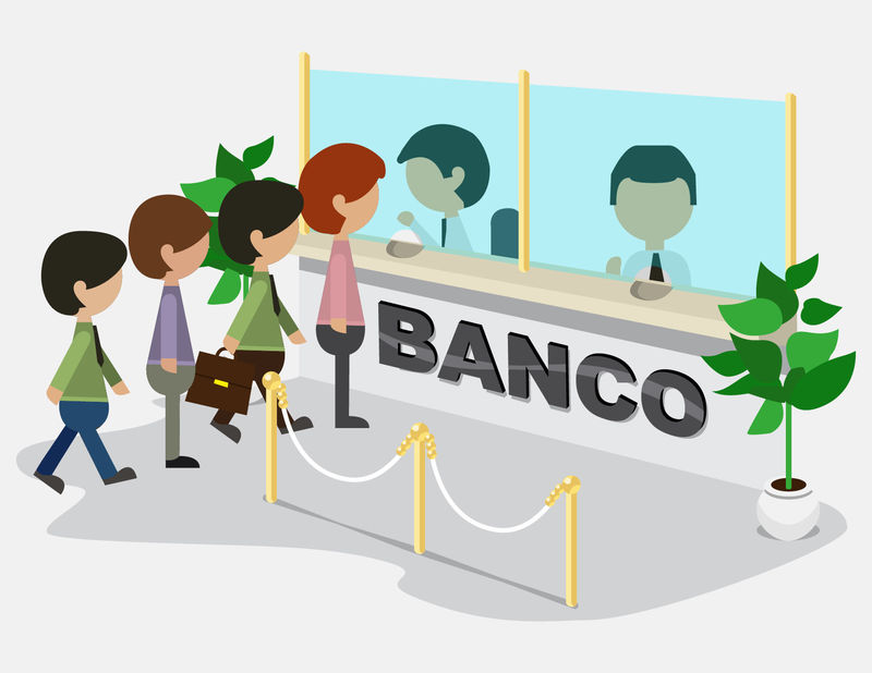 ¿Cuál de estos bancos te gusta más?