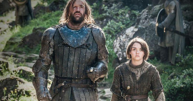 Arya y El Perro