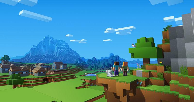La saga Minecraft