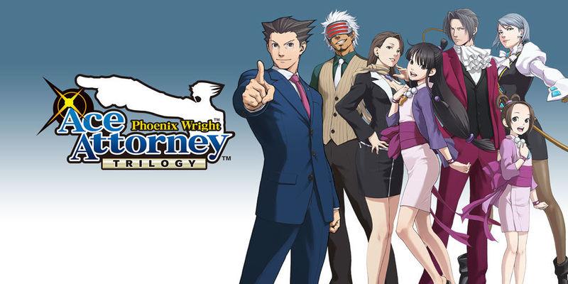 29582 - ¿Cuánto sabes de la trilogía original de Ace Attorney? (SPOILERS)