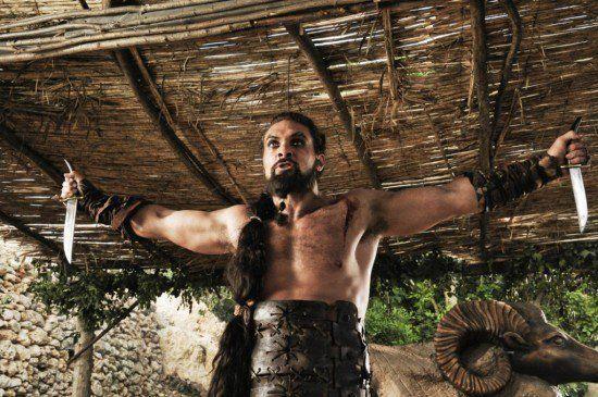 ¿Cuál dothraki no fue un jinete de sangre de Khal Drogo?