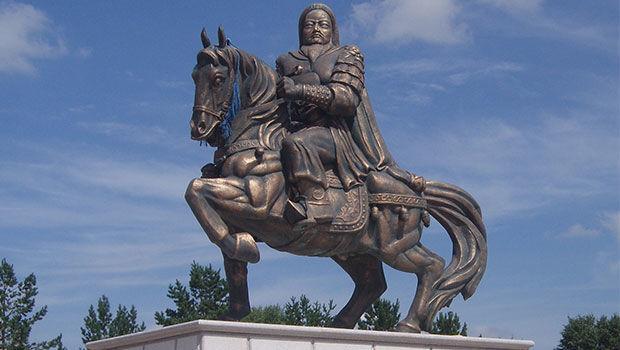 ¿A qué imperio pertenece Gengis Khan?