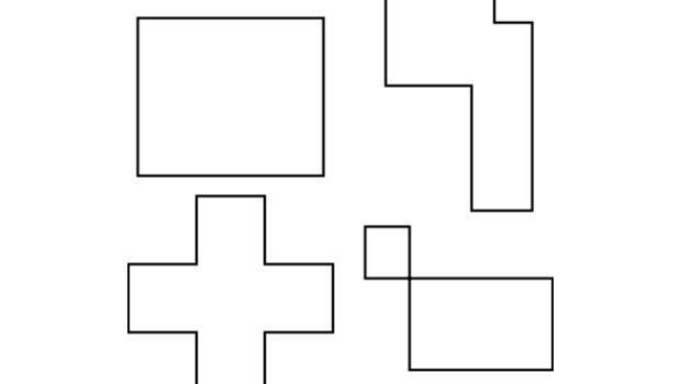 ¿Cuál de las siguientes figuras NO tiene cuatro lados?
