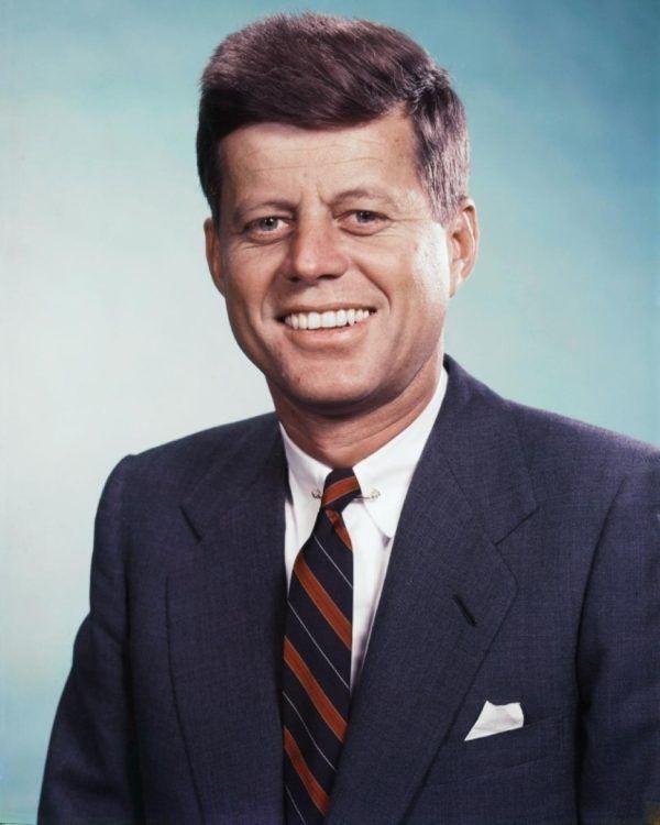¿En qué estado nació el presidente Kennedy?