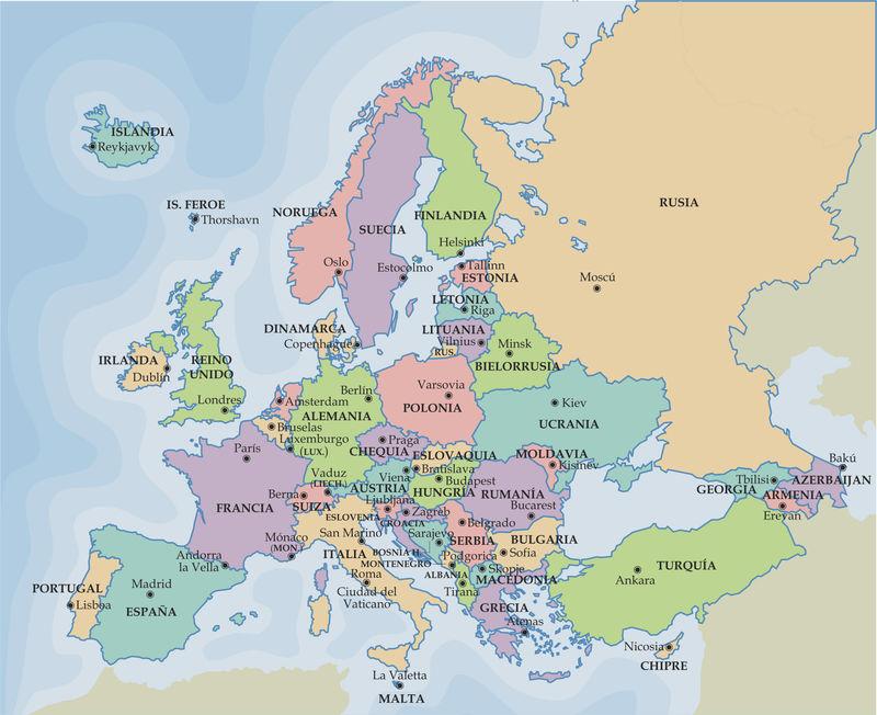 29660 - ¿Cuál de estos destinos por país de Europa te gusta más? (Parte 1)