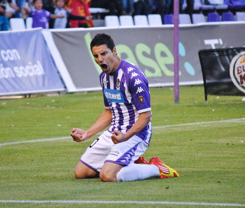 ¿Quién es el máximo goleador de la historia del Real Valladolid?