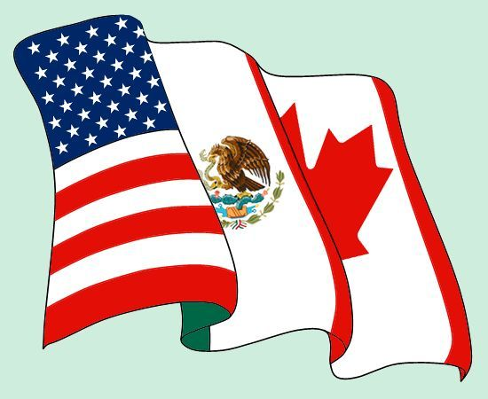 EXTRA: Una pregunta algo localista... ¿A que se refieren las siglas NAFTA?