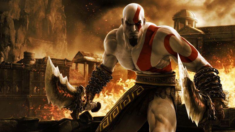 28627 - ¿Qué es lo que sabes de la saga God of War? P.3