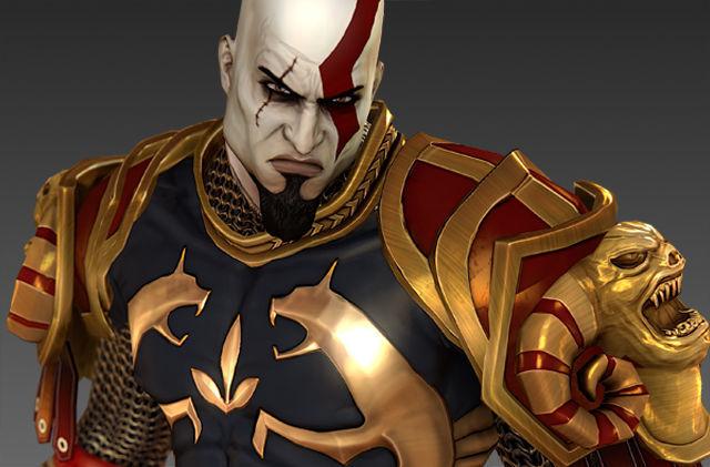 ¿Cuál de estos grupos de títulos dados a Kratos es correcto?