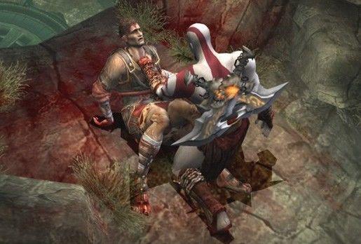 ¿Cuál es el nombre del guerrero espartano que es fiel a Kratos?