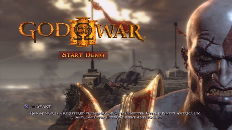 ¿Cuál es la tradición en cada God of War al iniciar un juego?