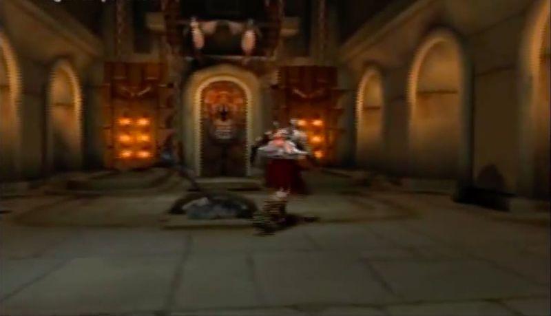 En el desafío de Poseidón en God of War 1, ¿qué es lo que se sacrifica para proseguir?