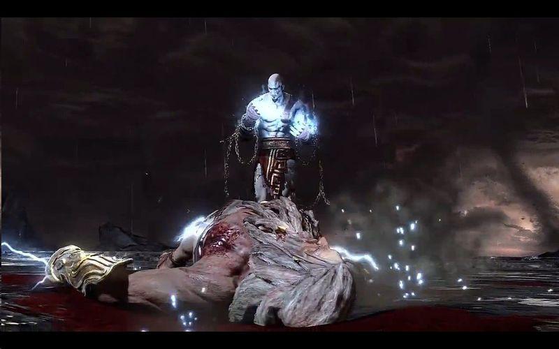 ¿Cuántos familiares Kratos a asesinado?