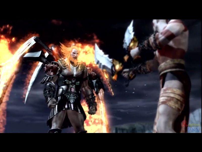 ¿Cumple Kratos el deseo de Ares?