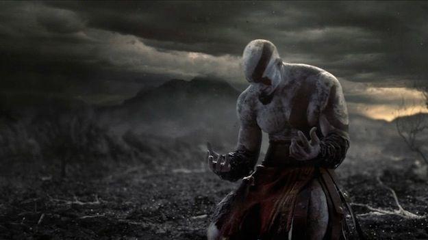 ¿Por qué razón Kratos es pálido? ¿tiene esta característica alguna función?