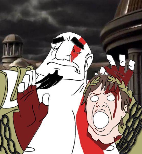 ¿Cuantos jefes en total a matado Kratos?