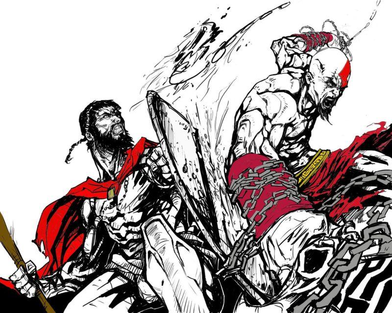 ¿Existe Kratos en la mitología real?